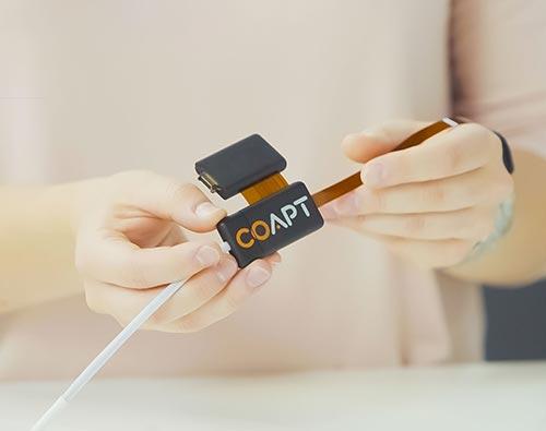 COAPT Griffmustererkennung Handprothese